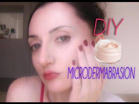 DIY MICRODERMABRASION - YouTube