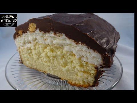 Almond Joy Poundcake - with yoyomax12