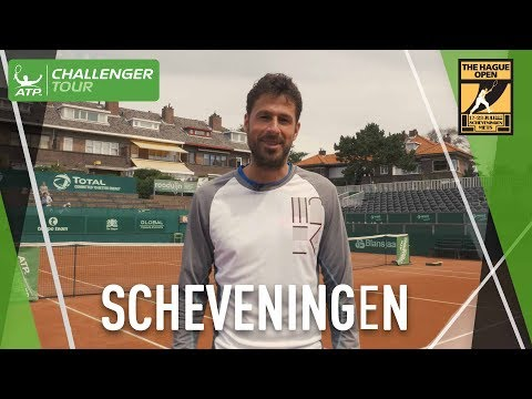 Behind The Scenes At The Hague Open With Robin Haase