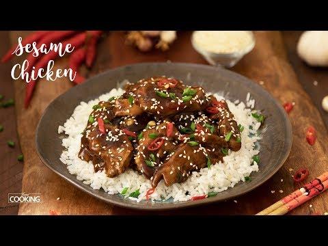 Sesame Chicken | Chicken Recipes