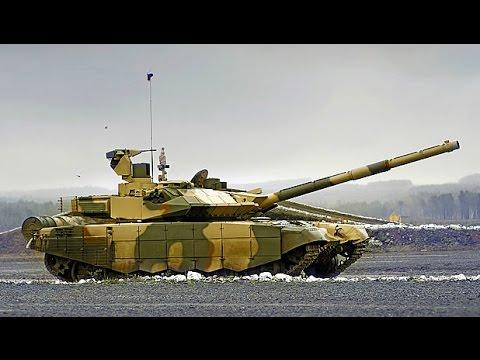 Танки России, Танк Т-90МС Тагил, Военная техника
