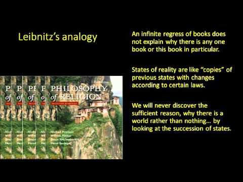 Philosophy of Religion 1: Cosmological Argument from Conting