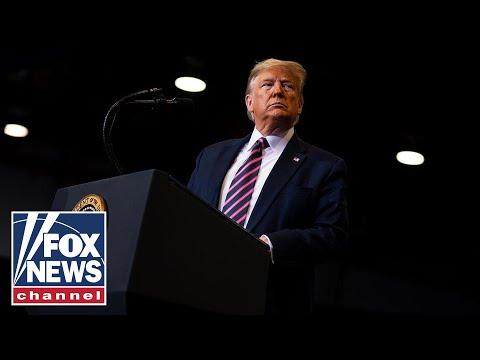 President Trump discusses