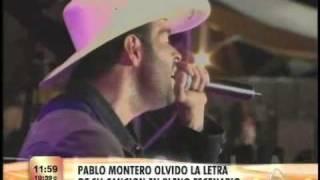 Repeat youtube video Pablo montero se desnuda en pleno escenario