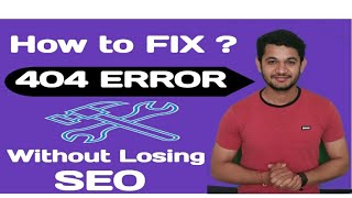 How to fix 404 error in WordPress Website with Redirection without losing SEO