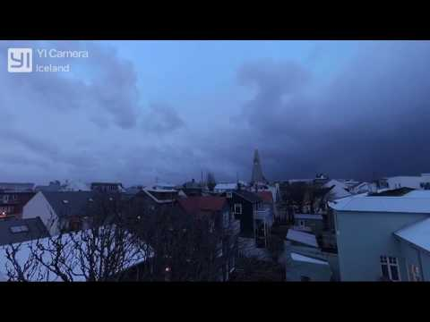 Hotel Odinsve of Reykjavik Iceland - Room 301 with the best view