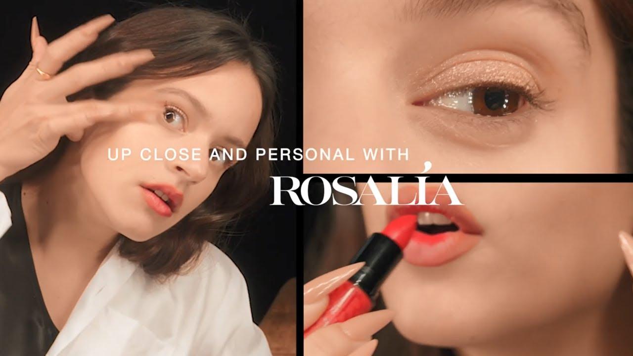 Get Rosalía's Everyday Glam | MAC Cosmetics