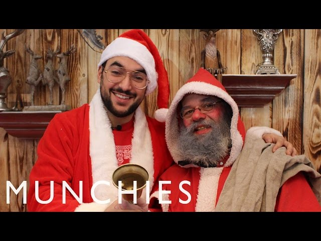 Santa School & a Christmas Illumination Party: MUNCHIES Guide to Christmas in Berlin (Part 4)