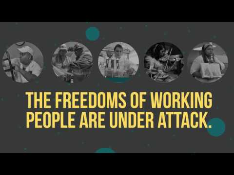 War on workers   Right to work   AFL-CIO Video