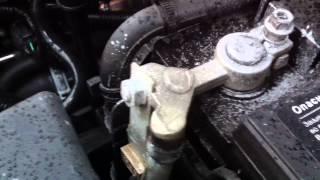 Нагрев плюсовой клеммы АКБ на Форд Фокус 2(, 2012-12-01T19:41:02.000Z)