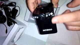 Отзывы видеорегистратор intego vx-127a