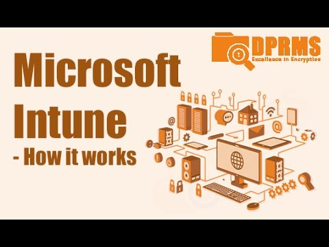 Microsoft Intune - How it works