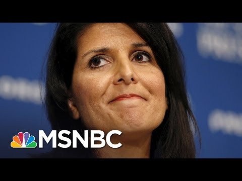 Scarborough: Donald Trump Considering Nikki Haley For Secretary Of State | MSNBC
