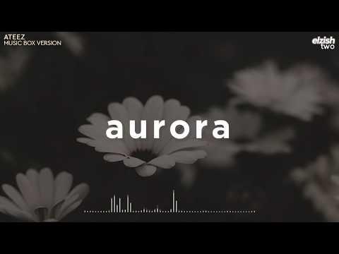 ATEEZ - Aurora | Music Box/Lullaby Version