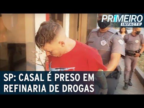 Criança é encontrada em meio a refinaria de drogas em Ermelino Matarazzo