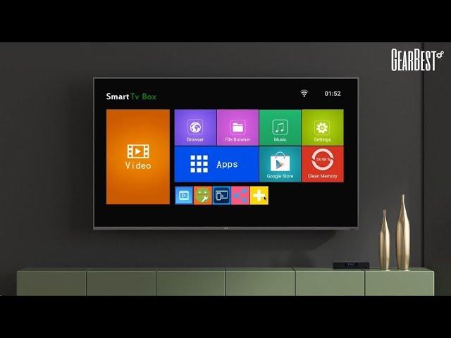 Alfawise T9 TV Box
