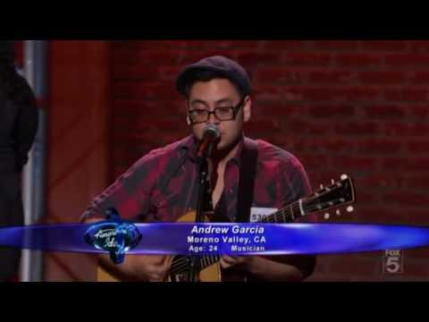 American Idol 2010 Andrew Garcia Straight Up Paula Abdul HD High Quality