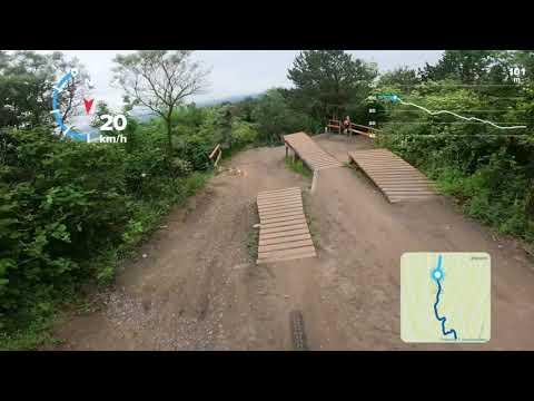 Halde Hoheward - Herten - Teil 3 - DIE TRAILS - MTB-Downhill.de powerd by Edimo.de