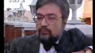 """""""Ali Baba ve Kırk Haramiler"""" Selman Ada (Röportaj, TRT 2)"""