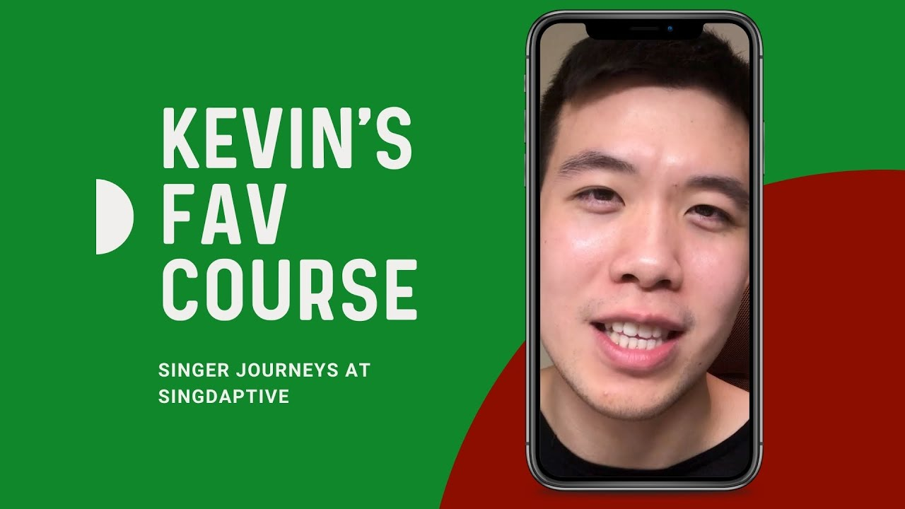 Have You Checked Out My Audio Course on Singdaptive?