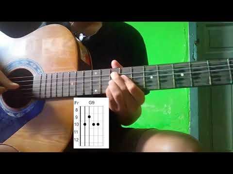 """Tutorial Chord Gitar """"Jangan"""" --- Marion Jola"""
