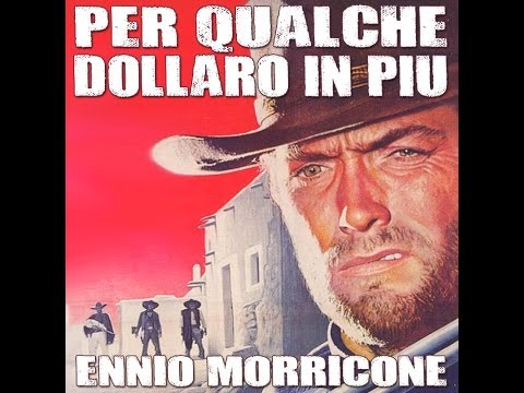 For a Few Dollars More - Watch Chimes (Carillion's Theme) - Ennio Morricone - Final Duel Music [HQ]
