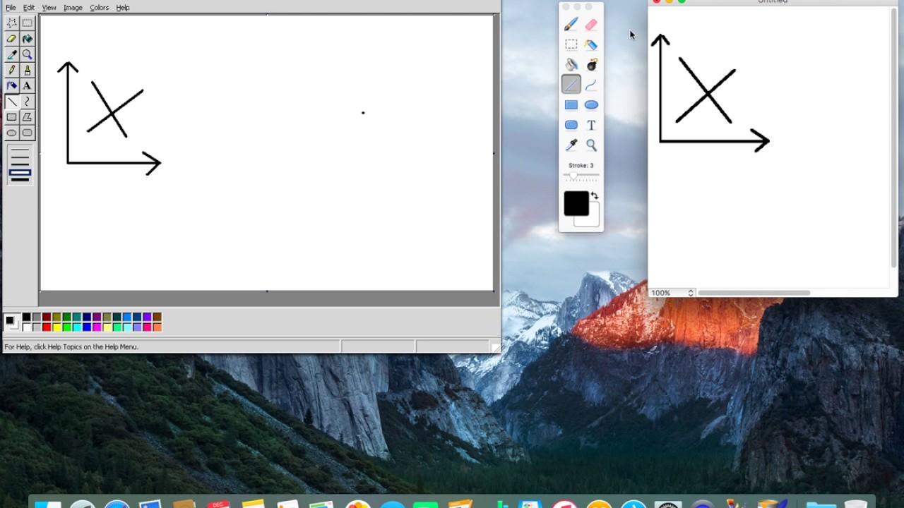 paintbrush para windows 7