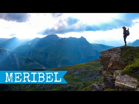 Hiking the French Alps | Meribel | Summer in Savoie Mont Blanc | Roadtrip through France
