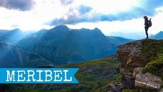 Hiking the French Alps   Meribel   Summer in Savoie Mont Blanc   Roadtrip through France
