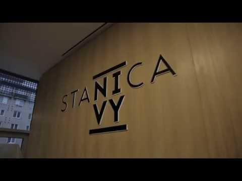 Showroom Stanica NIVY - Wiktor Leo Burnett - Zlatý klinec