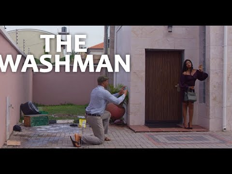 THE WASHERMAN (Ik Ogbonna) - New Latest Nigerian Nollywood 2019 Movies thumbnail