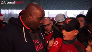 Arsenal 2-0 Tottenham | When I Go Back To School Spurs Fans Are Getting It!