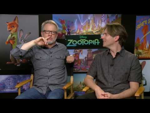 Exclusive Interview With ZOOTOPIA Directors Rich Moore & Byron Howard Mp3