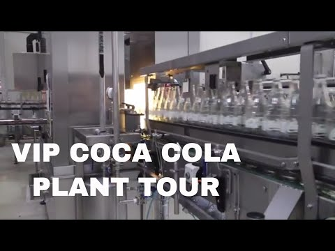 VIP TOUR: Inside the Coca Cola Philippines plant