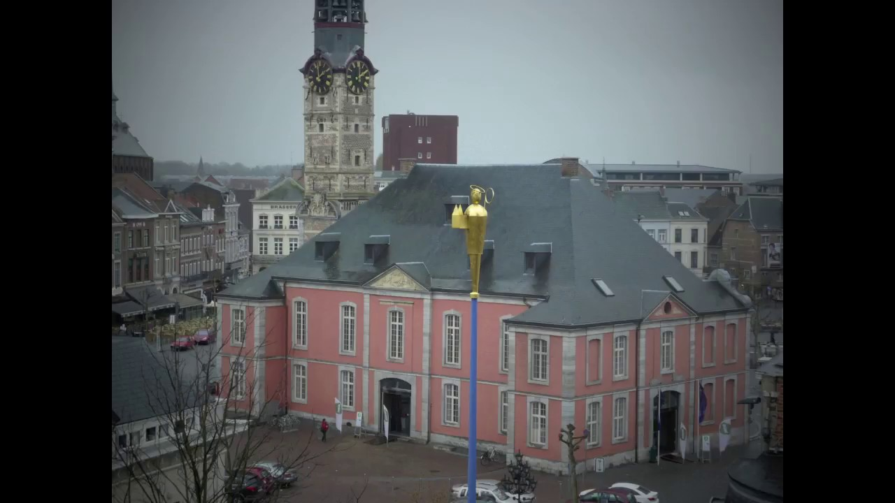 Abdijtoren sint truiden youtube for Geba interieur st truiden