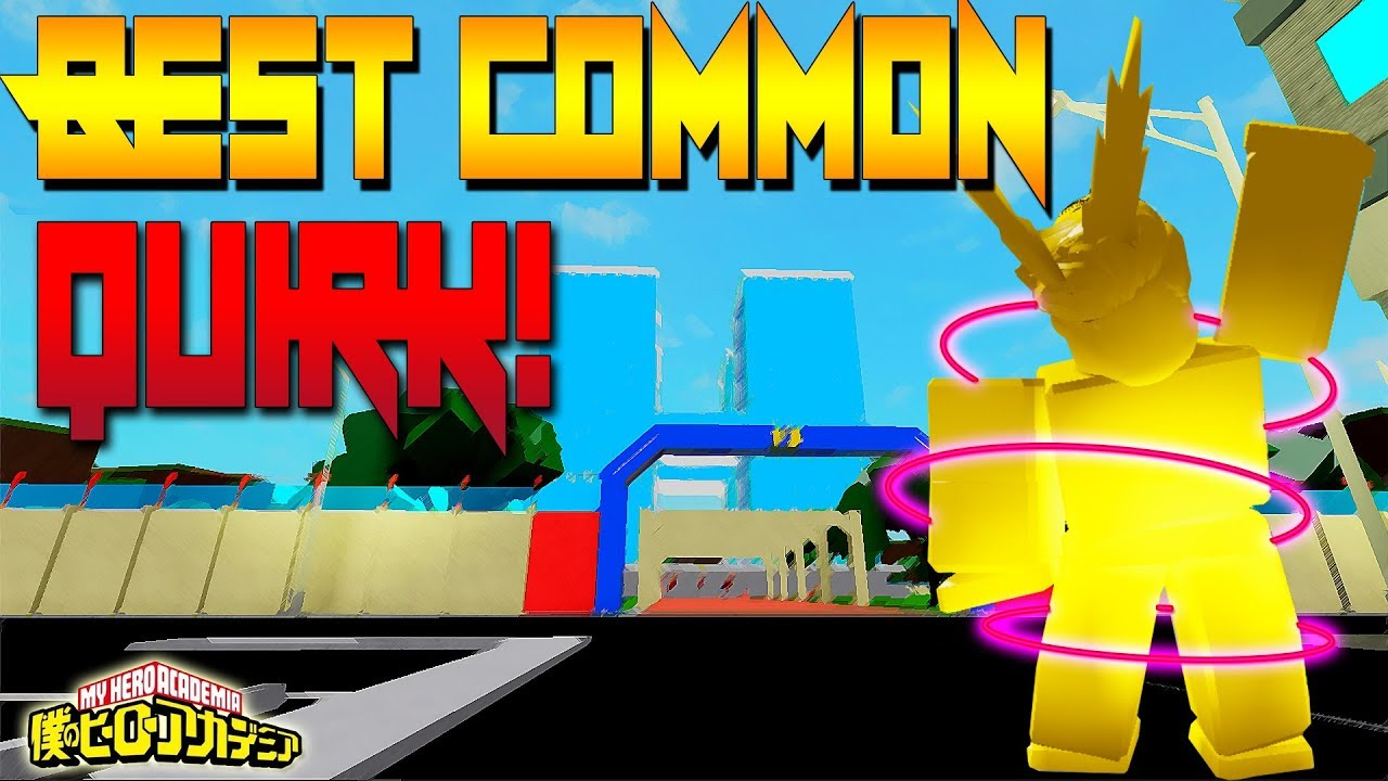Ranking The Top 5 Best Common Quirks In Boku No Roblox Remastered Roblox - boku no roblox remastered all quirks ranked