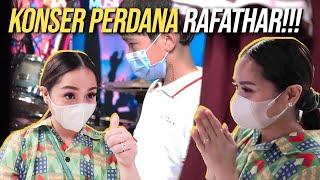Download RAFATHAR HEBAT!!! NAGITA DEG-DEGAN LIAT RAFATHAR DARI BAWAH PANGGUNG....