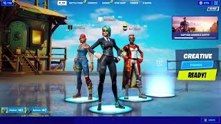 fortnite live stream//2v2 box fights//clan tryouts//gamer girl 🦋
