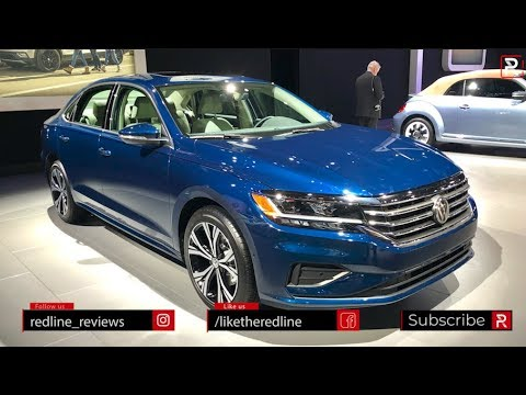 2020 Volkswagen Passat – Redline: First Look – 2019 NAIAS