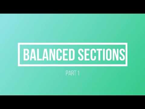 CE 422: Structural Design 1: Reinforced Concrete Design    Balanced Sections    Part 1