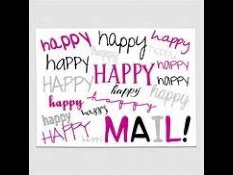 Happy Mail-  Bloom Storage