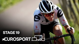 Tour de France 2020 - Stage 19 Highlights | Cycling | Eurosport