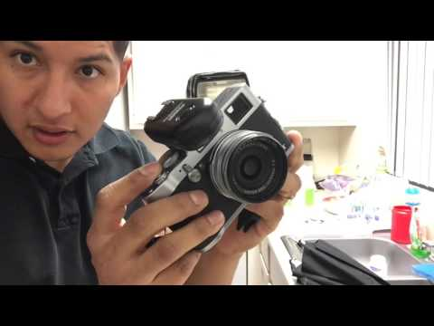 $155 Off Camera Flash setup for ALL CAMERAS Fuji Nikon Canon