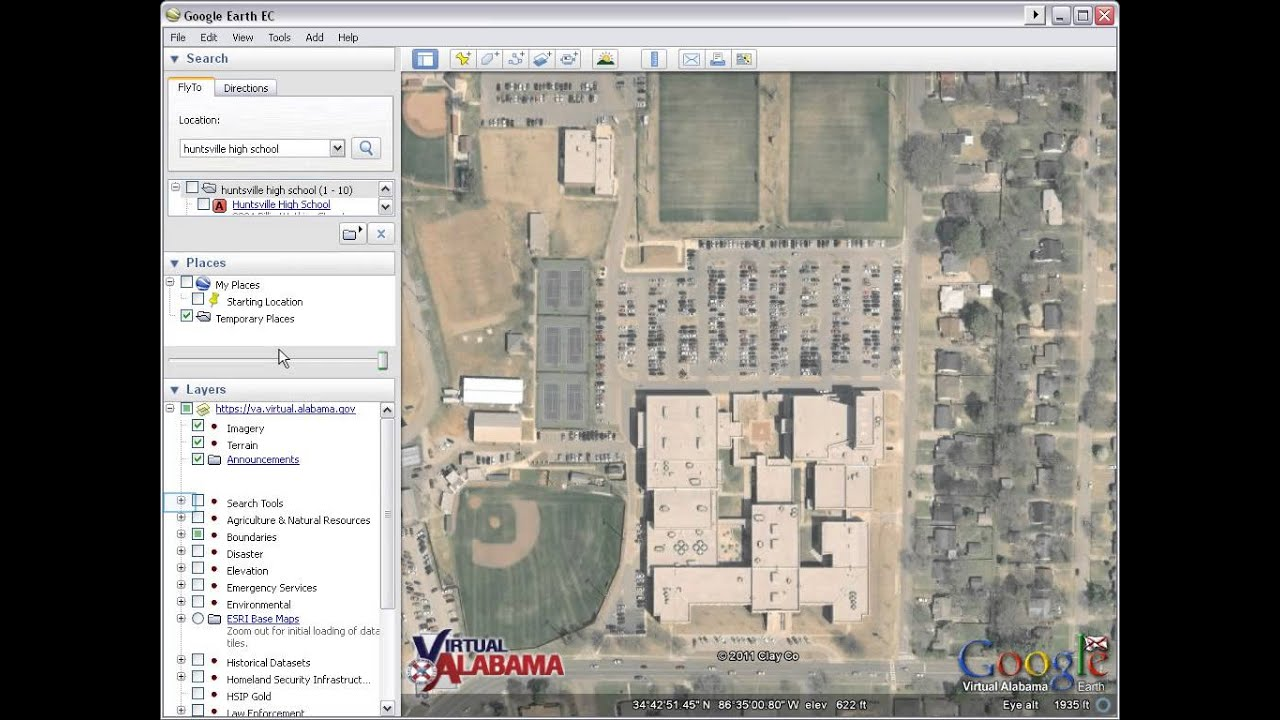 Virtual Alabama - Sex Offender Search
