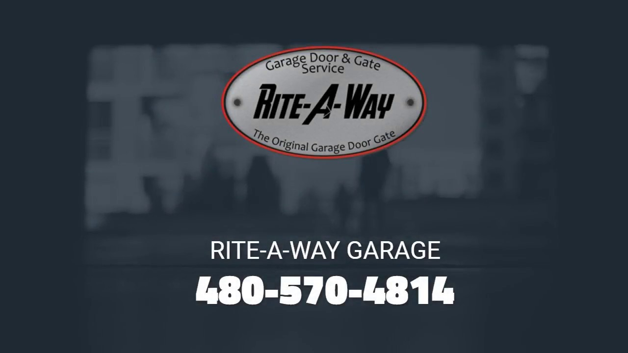 Rite A Way Garage Doors Garage Door Gate Service The Original