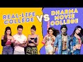 SOTY 2 | Real College Life Vs Dharma Movie College Life Ft. Tiger Shroff, Ananya Panday & Tara