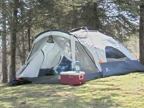 Swiss Gear 17x13 Family Dome & Swiss Gear 17x13 Family Dome - YouTube