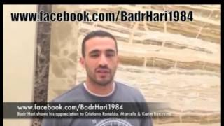 Badr Hari his reaction on Ronaldo, Marcelo and Benzema
