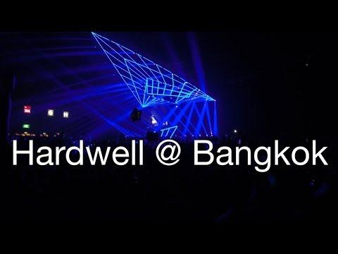 Hardwell - Bangkok United We Are 2015