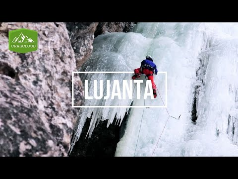 How To Ice Climb Lujanta (WI4) In The Dolomites | Best Ice Climbing In Europe | Vlog Ep. 22